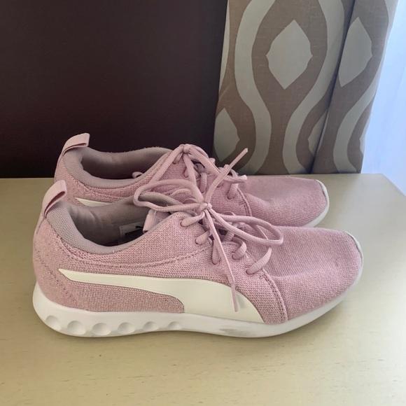 Puma Carson 2 Knit Womens Running Shoes